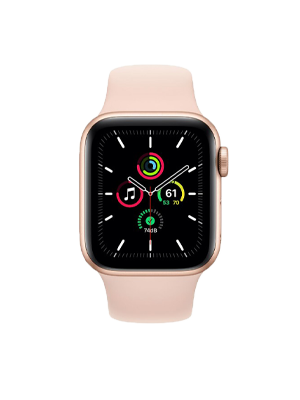 Apple Watch SE 40mm (Ոսկեգույն) photo
