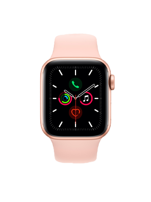 Apple Watch S5 40mm (Ոսկեգույն) photo