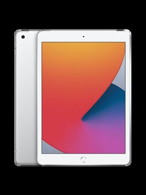 iPad 8 10.2 2020 128 GB LTE (Արծաթագույն)