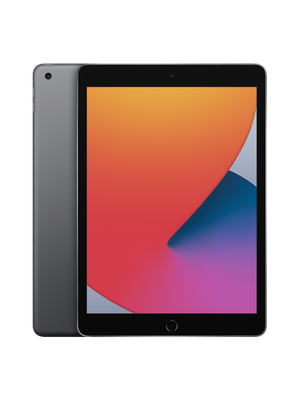 iPad 8 10.2 2020 128 GB LTE (Մոխրագույն)