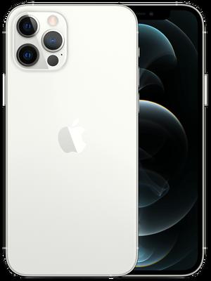 iPhone 12 Pro Max 128 GB 2 Sim (Արծաթագույն)