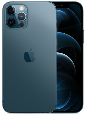iPhone 12 Pro Max 128 GB 2 Sim (Կապույտ)
