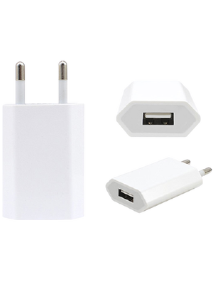 Apple USB Power Charger With Box photo
