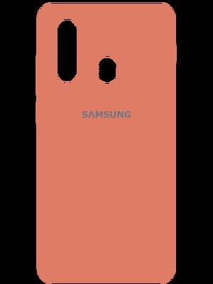 Samsung Silicone Case for Samsung Galaxy A20s (Կորալ)