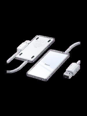 Baseus Wireless Charger (LXWCD01B) (Սպիտակ)