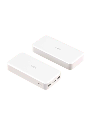 Redmi 20000 mAh Power Bank (PB200LZM) (Սպիտակ)