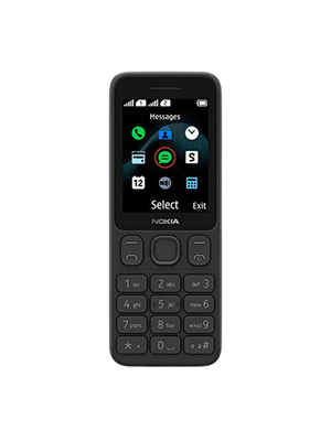 Nokia 125 2 Sim (Սև)