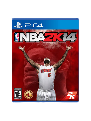 PS4 NBA 2014
