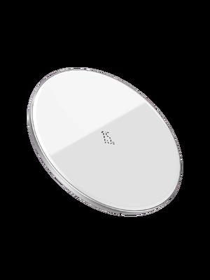 Baseus Simple Wireless Charger Type-C (WXJK-B01) (Սպիտակ)