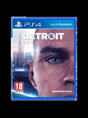 PS4 Detroit