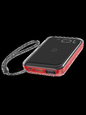 Baseus Mini S Bracklet Wireless Charger and Power Bank (Կարմիր)