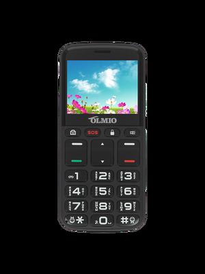 Olmio C27 2 Sim (Սև)