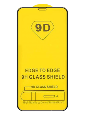 9D Glass for iPhone Xr/11