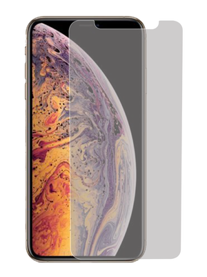 2D Glass for iPhone Xs