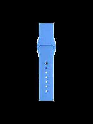 iWatch Silicone Band 42/44 mm (Կապույտ)