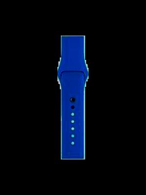 iWatch Silicone Band 42/44 mm (Էլեկտրիկ Կապույտ)