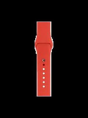 iWatch Silicone Band 42/44 mm (Նարնջագույն)