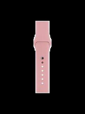 iWatch Silicone Band 42/44 mm (Վարդագույն)