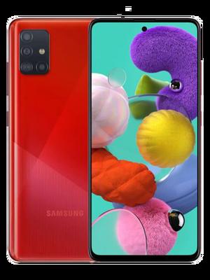 Samsung Galaxy A51 4/64 GB (Կարմիր)