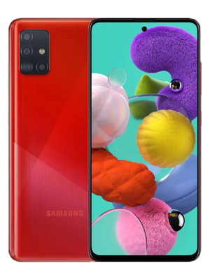 Samsung Galaxy A51 4/128 GB (Կարմիր)