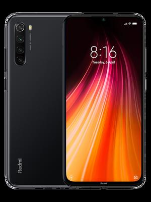 Xiaomi Redmi Note 8 4/128 GB (Чёрный)