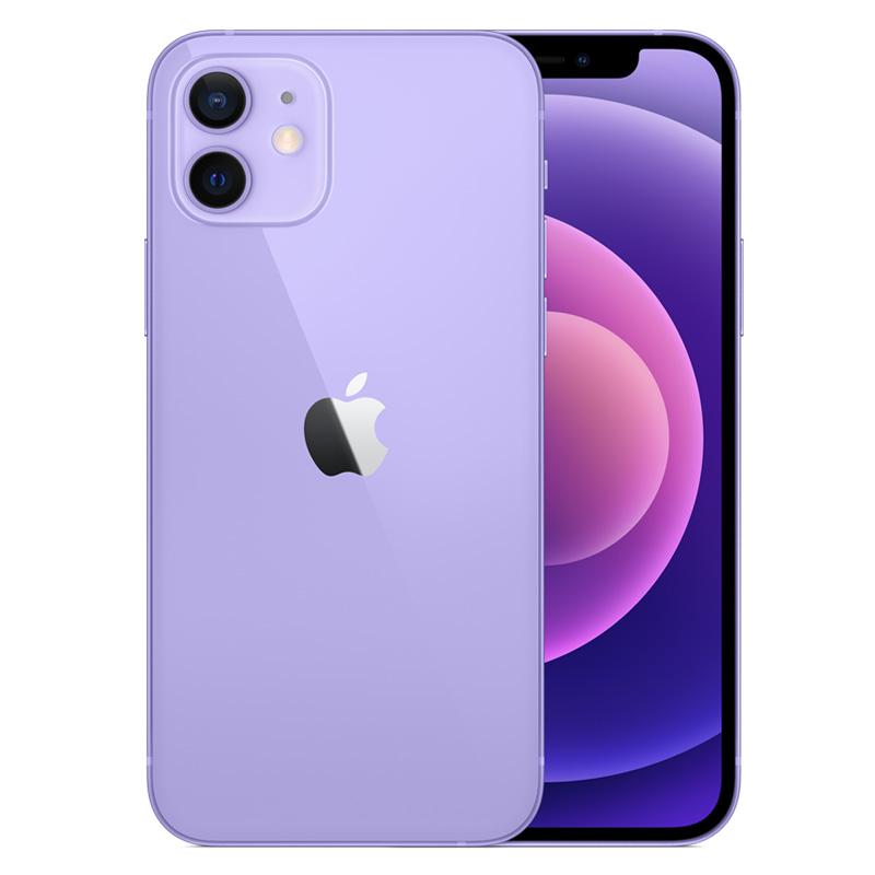 iPhone 12 64GB (Purple) photo