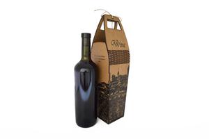 """Box for wine """"V. Van Gogh"""" AF019"""