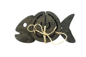 Բաժակի տակդիրների հավաքածու «Ձուկ» AF133