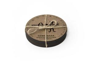 """Coasters """"Petroglyphs of Ukhtasar"""" AF008"""