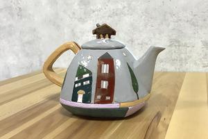 Глиняный чайник NC001