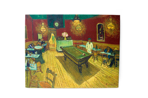Վինսենթ վան Գոգ «Գիշերային սրճարանը» AF082