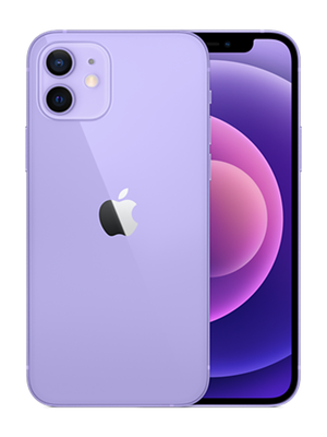 iPhone 12 64 GB 2 Sim (Մանուշակագույն)