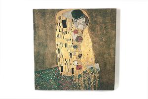 Գուստավ Կլիմտ «Համբույր» AF172