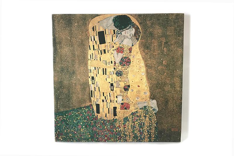 Գուստավ Կլիմտ «Համբույր» AF172 photo