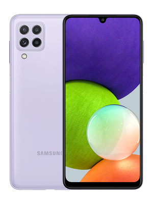 Samsung Galaxy A22 4/64GB (Մանուշակագույն)