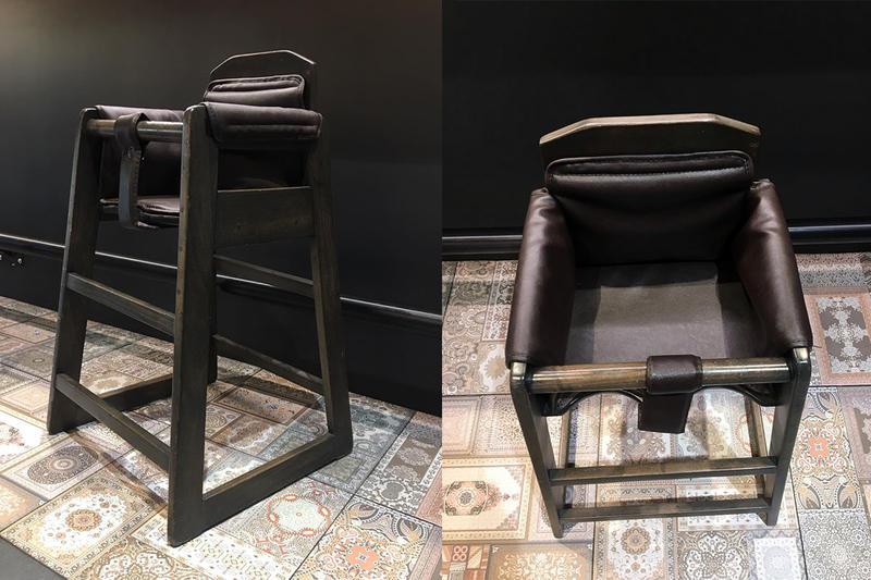 Կերակրման աթոռ AF174 photo