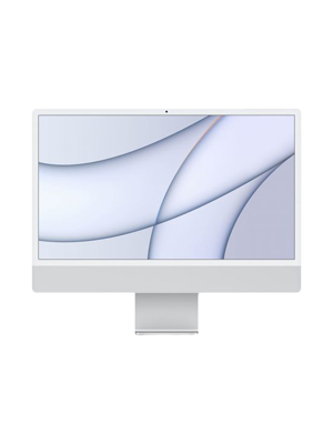 Apple iMac MGTF3 Silver  (2021)