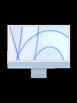 Apple iMac MGPK3 blue (2021) photo