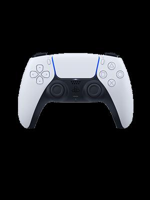 PS5  DualSense Wireless Controller (White)