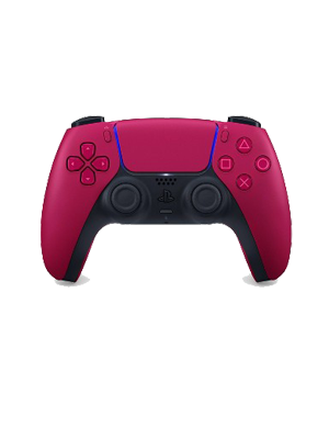 PS5  DualSense Wireless Controller (Cosmic Red)