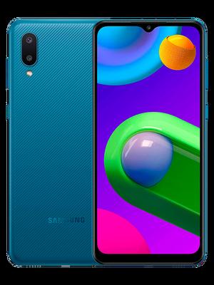 Samsung Galaxy M02 3/32 GB (Կապույտ)