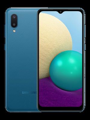 Samsung Galaxy A02 3/32 GB (Կապույտ)
