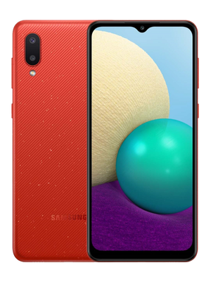 Samsung Galaxy A02 3/32 GB (Կարմիր)