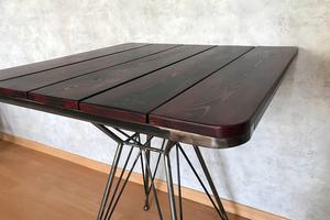 Steel table AF180