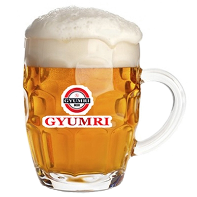 "Draft Beer ""Gyumri"" 1l."