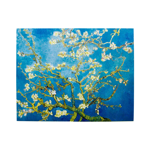 "Vincent van Gogh ""Blossoming almond branches"" AF038"