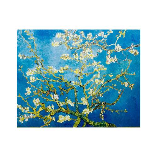 Винсент ван Гог «Цветущие ветки миндаля» AF038
